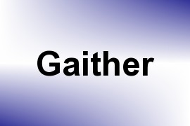 Gaither name image
