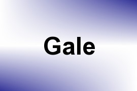 Gale name image