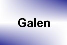 Galen name image
