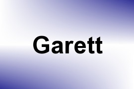 Garett - Given Name Information and Usage Statistics