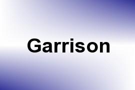 Garrison name image