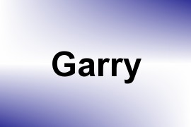 Garry name image