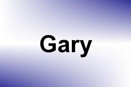 Gary name image