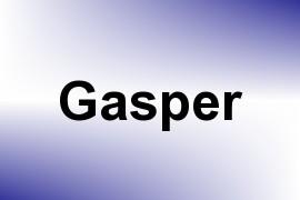Gasper name image