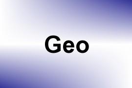 Geo name image