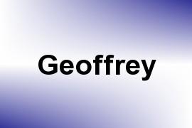 Geoffrey name image