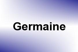 Germaine name image