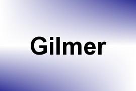 Gilmer name image