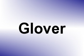 Glover name image
