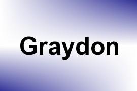 Graydon name image