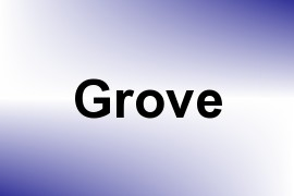 Grove name image