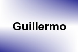 Guillermo name image