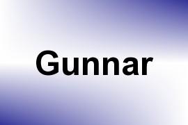 Gunnar name image