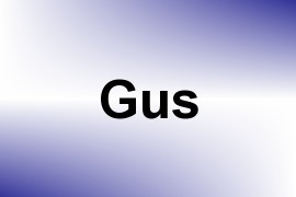 Gus name image