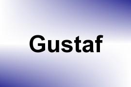 Gustaf name image