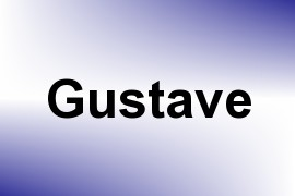 Gustave name image