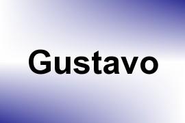 Gustavo name image