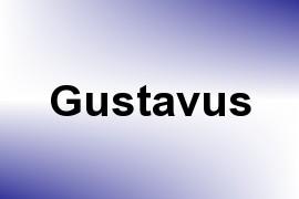Gustavus name image