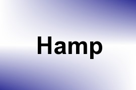 Hamp name image