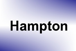 Hampton name image