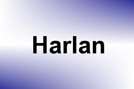 Harlan name image