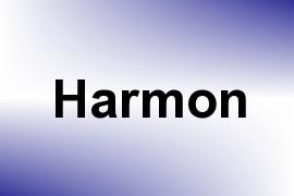 Harmon name image
