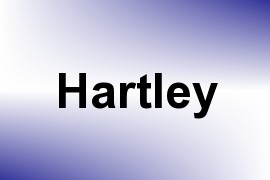 Hartley name image