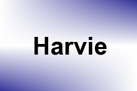 Harvie name image