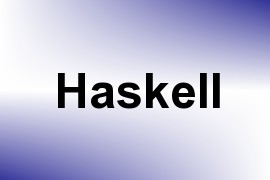 Haskell name image