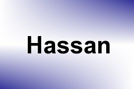 Hassan name image