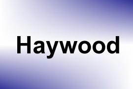 Haywood name image