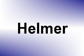 Helmer name image