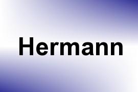 Hermann name image