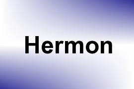 Hermon name image