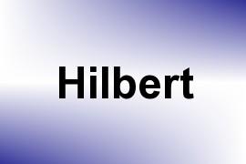 Hilbert name image