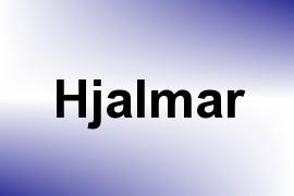 Hjalmar name image