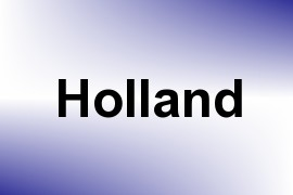 Holland name image