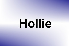 Hollie name image
