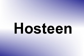 Hosteen name image