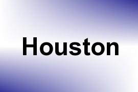 Houston name image