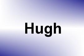 Hugh name image