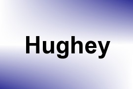 Hughey name image