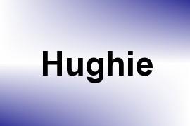 Hughie name image