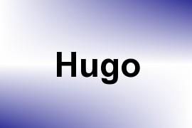 Hugo name image