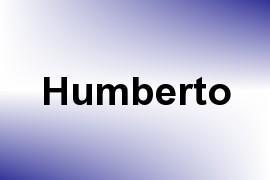 Humberto name image