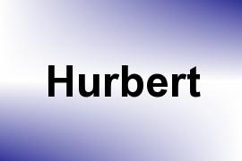 Hurbert name image