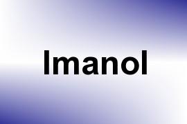 Imanol name image