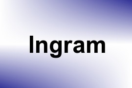 Ingram name image