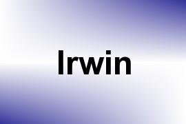 Irwin name image