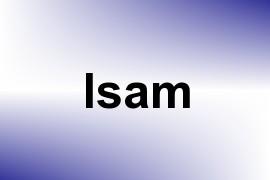 Isam name image